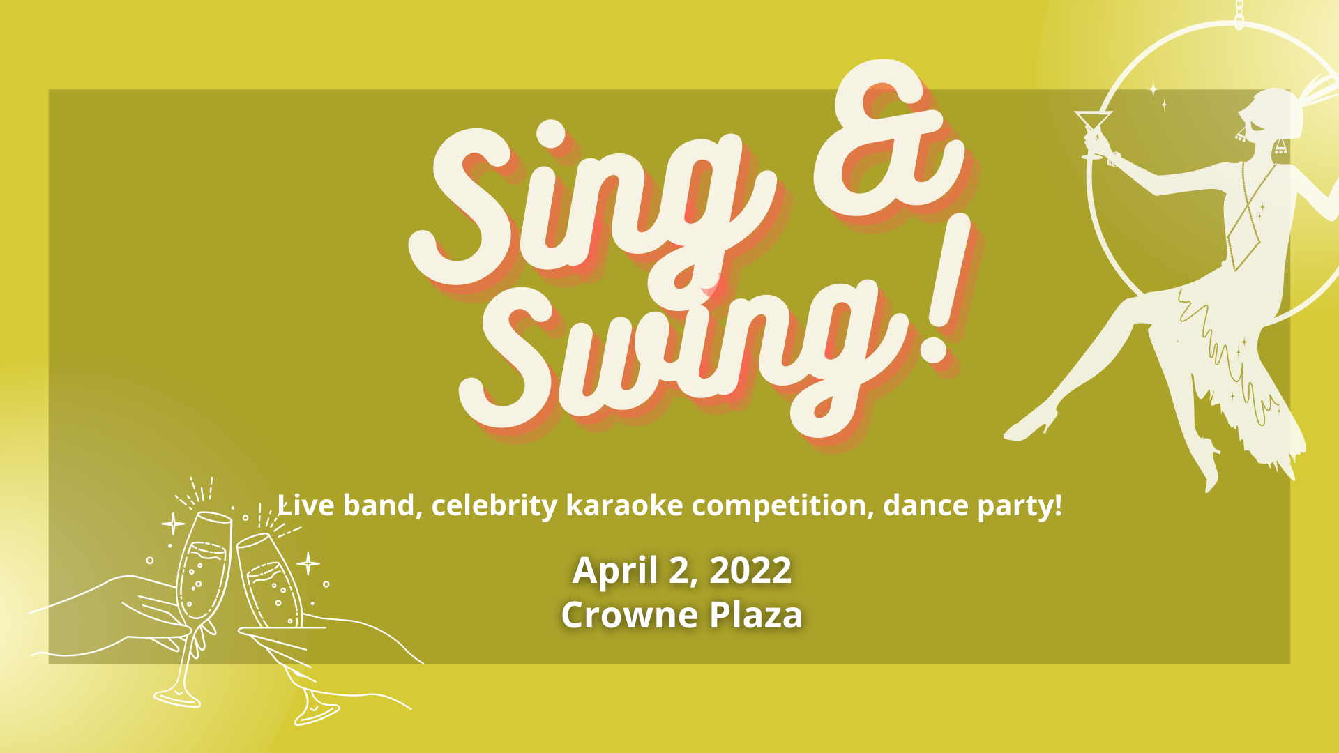 Sing and Swing April 2, 2022